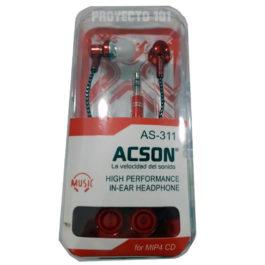 Auricular AS-311