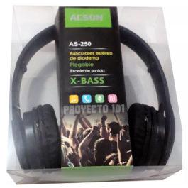 Auricular AS250