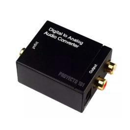 Convertidor Audio