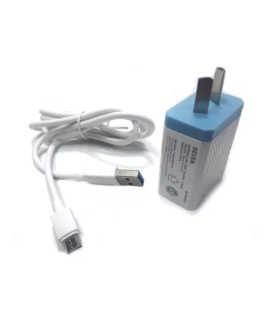 Cargador USB Seisa
